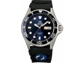 silikonový řemínek VDCLXSB pro hodinky Orient