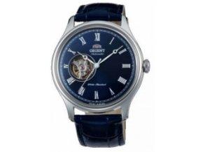 kožený řemínek UDFJBSD pro hodinky Orient