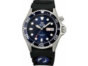 silikonový řemínek VCDKHB1 pro hodinky Orient