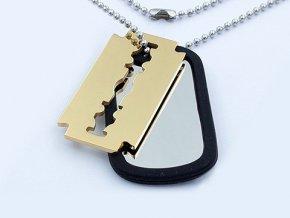 Soldier chain - 8152 (psí známka)
