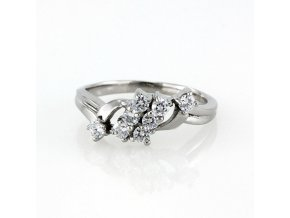 Ring 7816, Silver, size 49