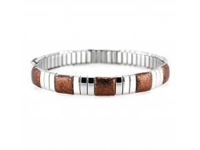 Bracelet 6448, Silver