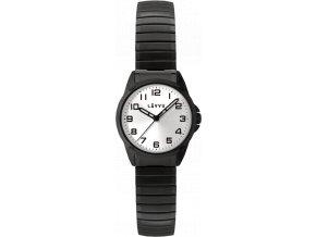 Dámské pružné hodinky LAVVU STOCKHOLM Small Black