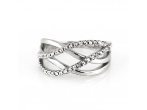 Ring 7941, Silver, size 54
