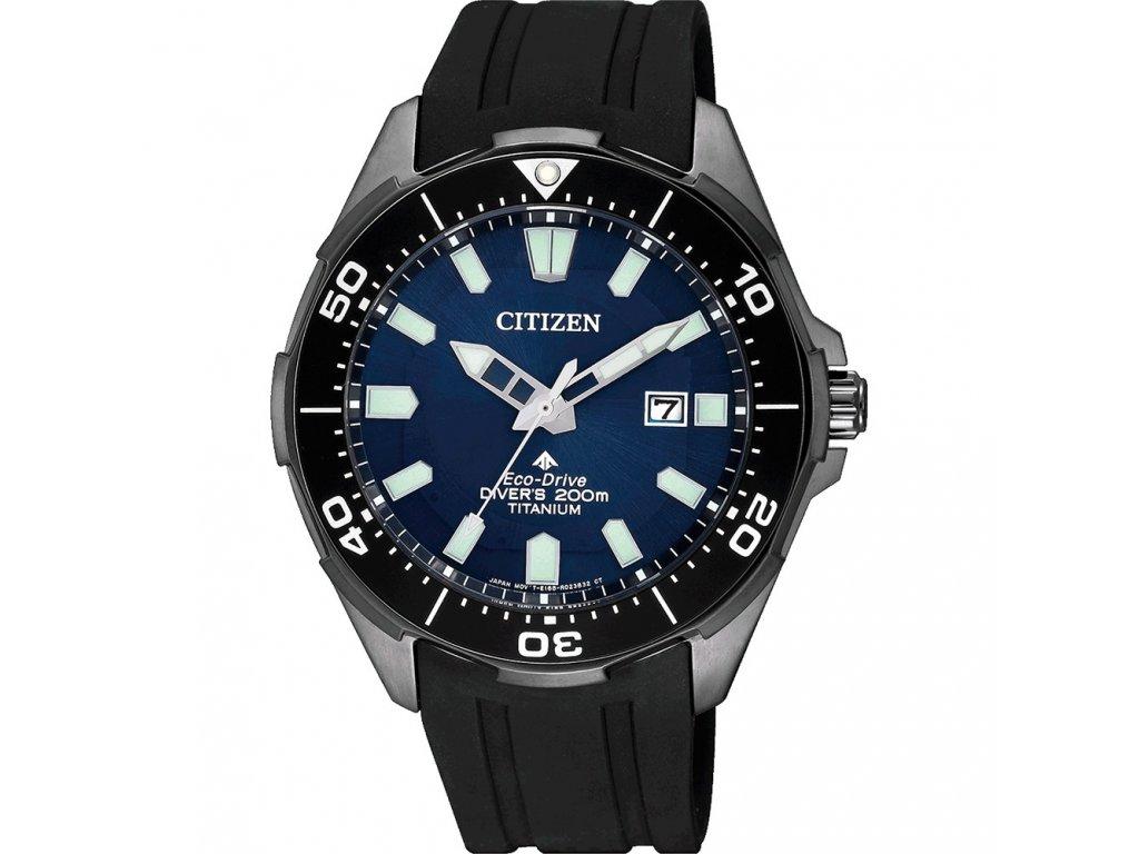 Citizen Promaster Marine Titanium BN0205-10L