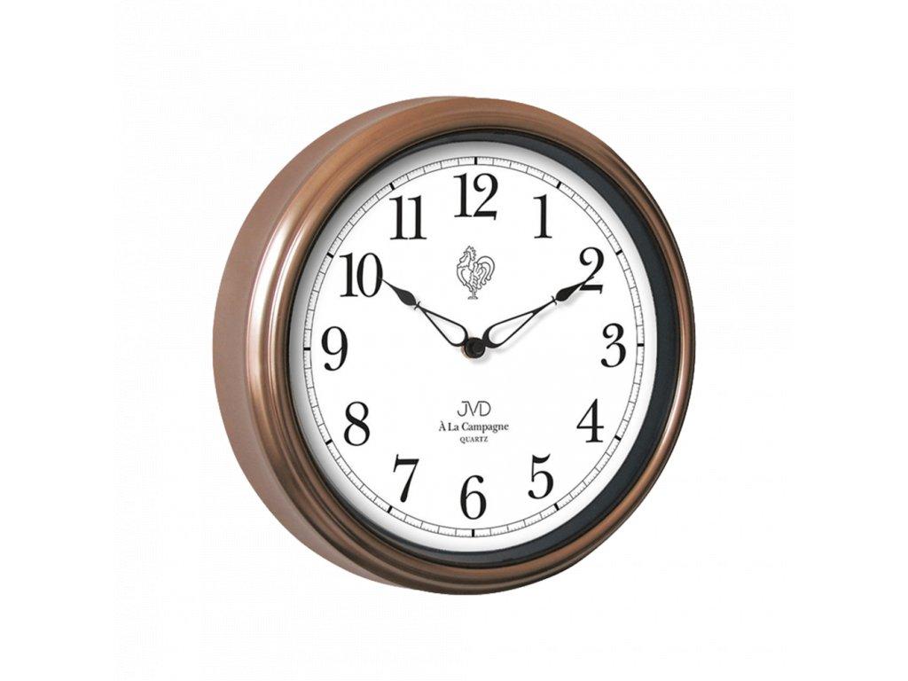 Nástěnné hodiny JVD quartz TS2887.3