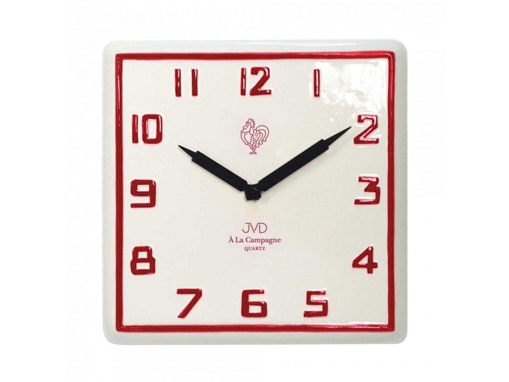 Nástěnné hodiny JVD quartz TS2618.3