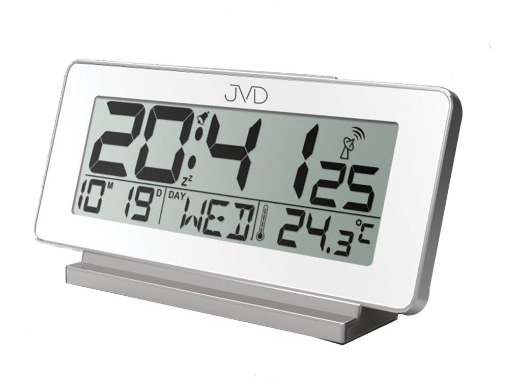 Rádiem řízený budík JVD RB3523.1