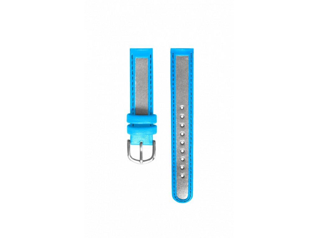 Reflexní modrý řemínek k hodinkám CLOCKODILE