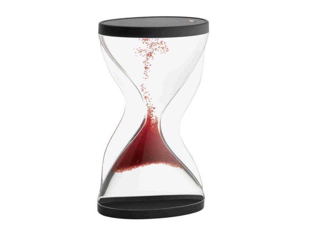 TFA 18.6004.05 - Přesýpací hodiny  CONTRA - červené