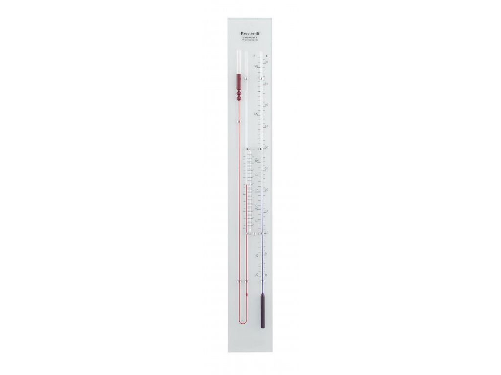 Kapalinový barometr TFA 29.1007 ECOCELLI