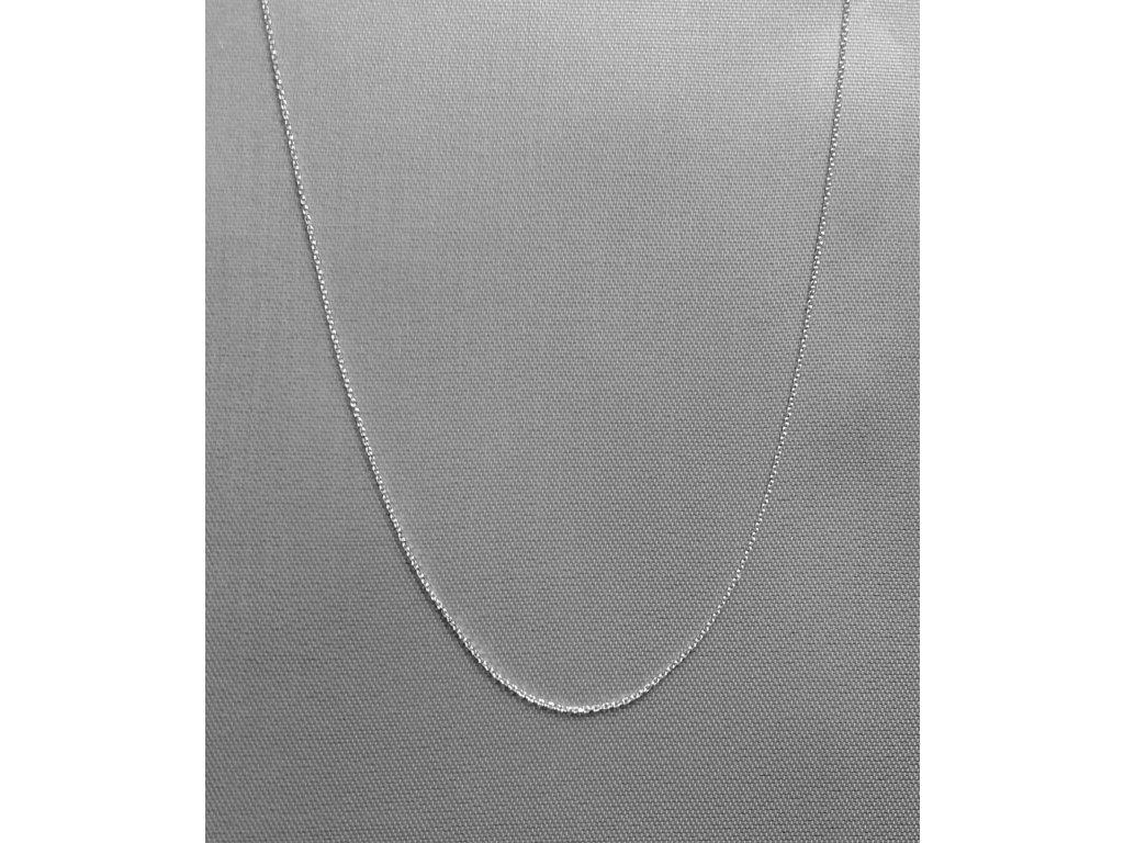 Zlatý řetízek AU 585/1000 0,85 g
