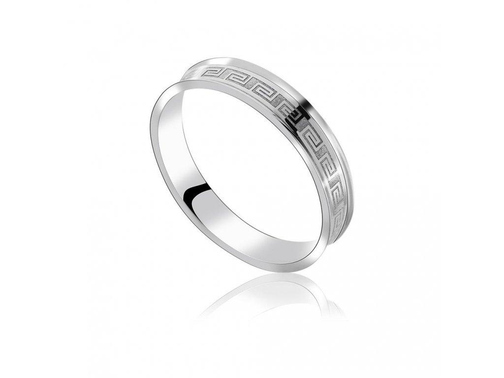 TAURUS II - snubní prsten (52 mm)