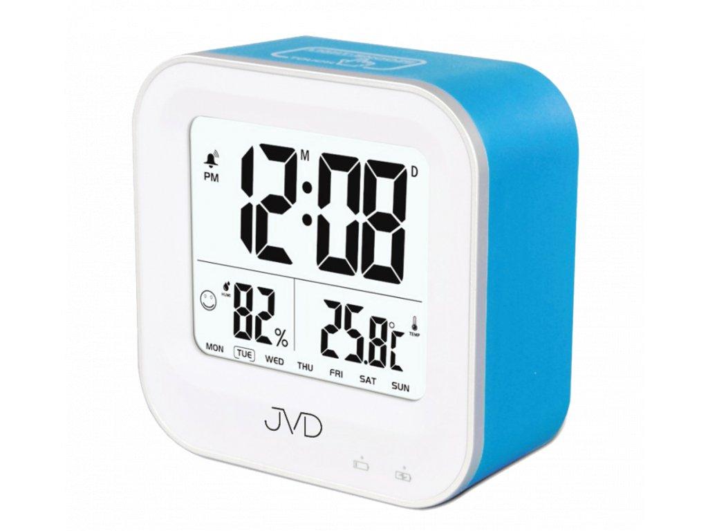 Budík svítící JVD SB9909.3
