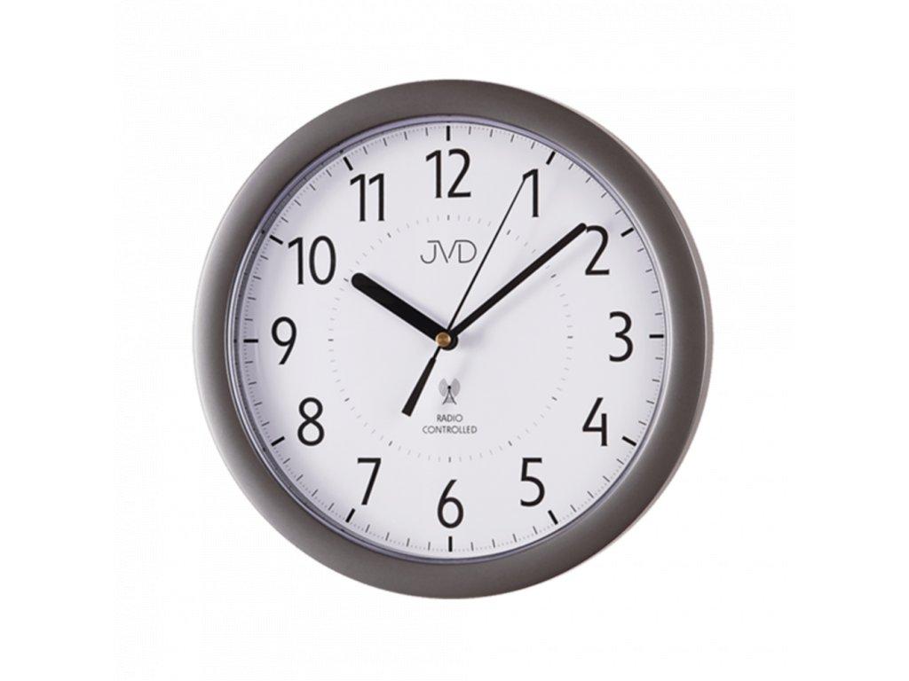 Rádiem řízené hodiny JVD RH612.11
