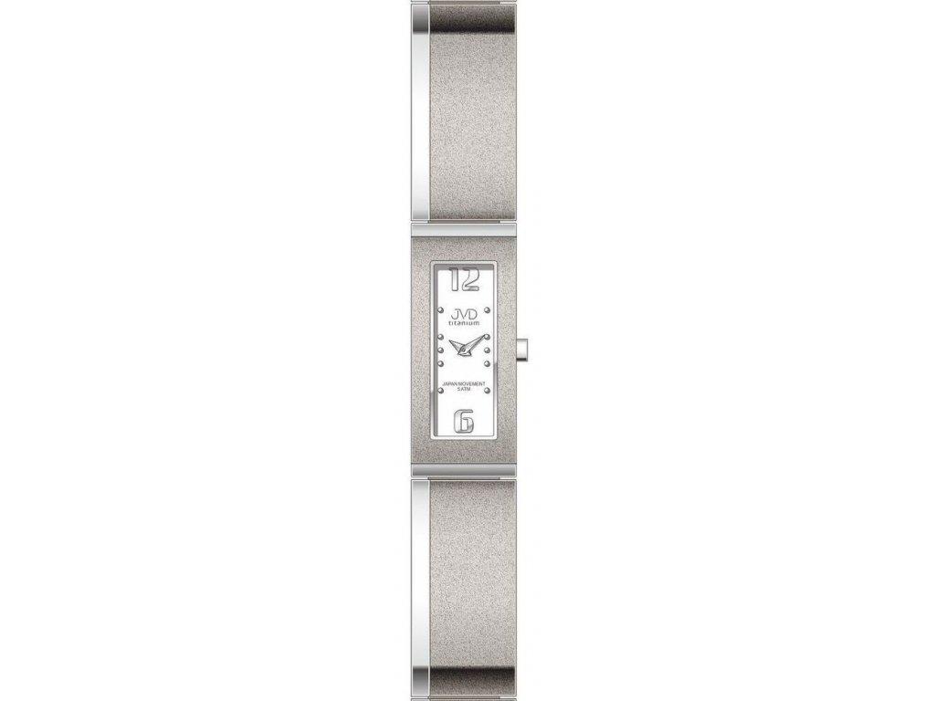 Náramkové hodinky JVD titanium J5020.1
