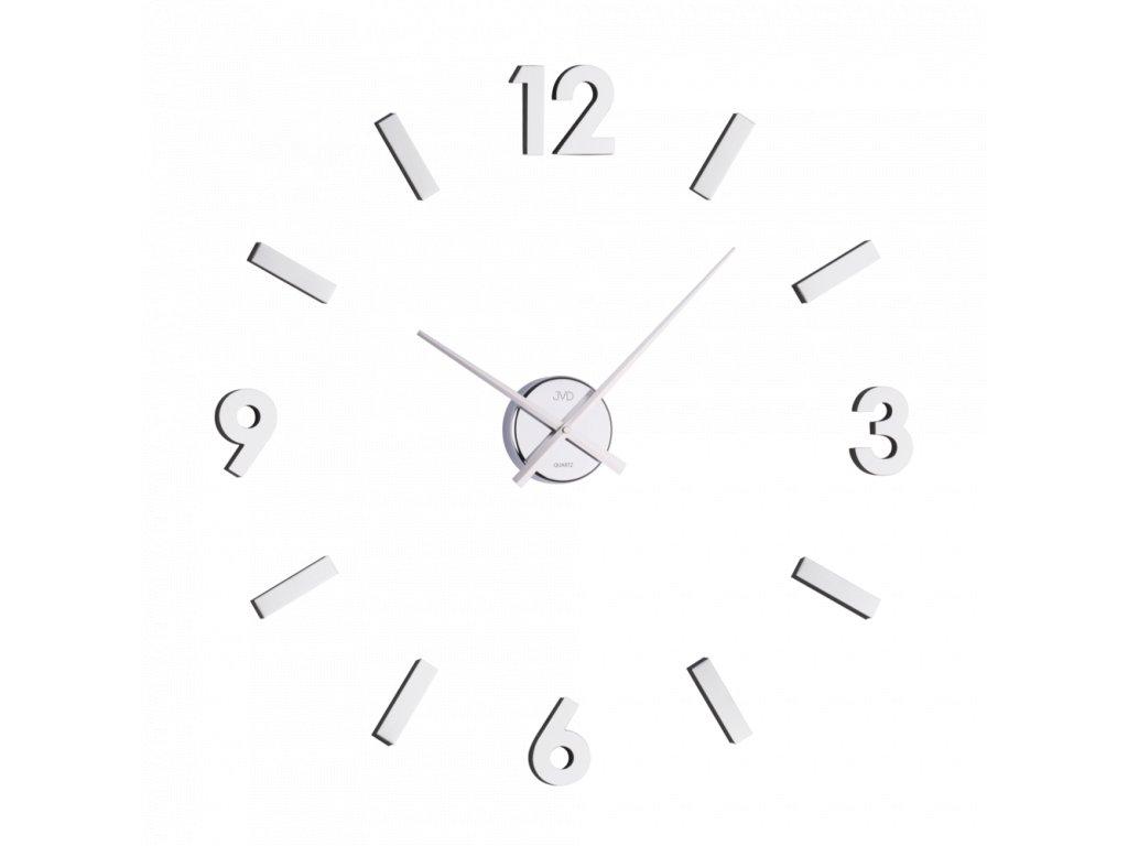 Nástěnné nalepovací hodiny JVD HB11