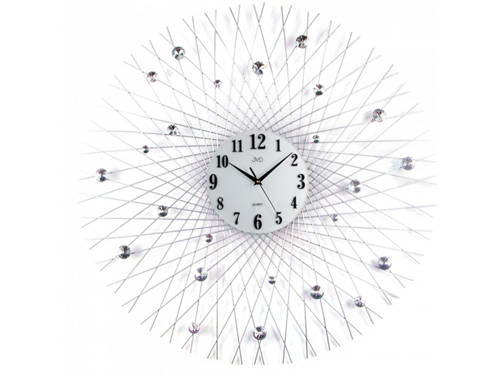 Nástěnné hodiny design JVD HJ66