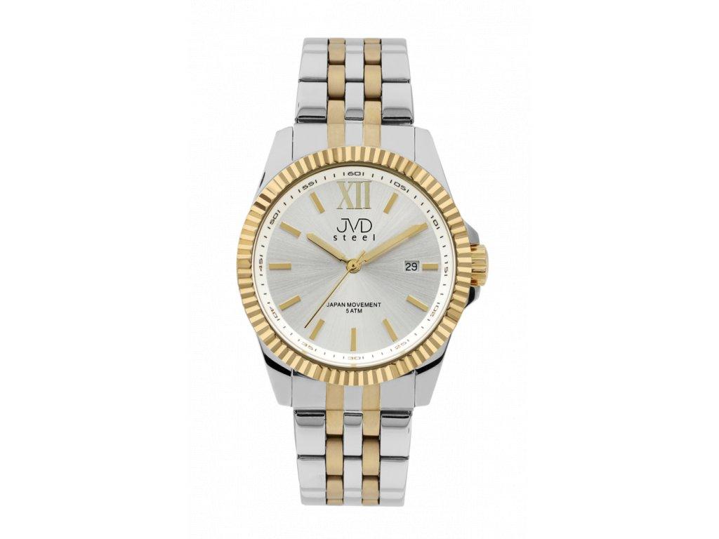 Náramkové hodinky JVD steel J4129.2