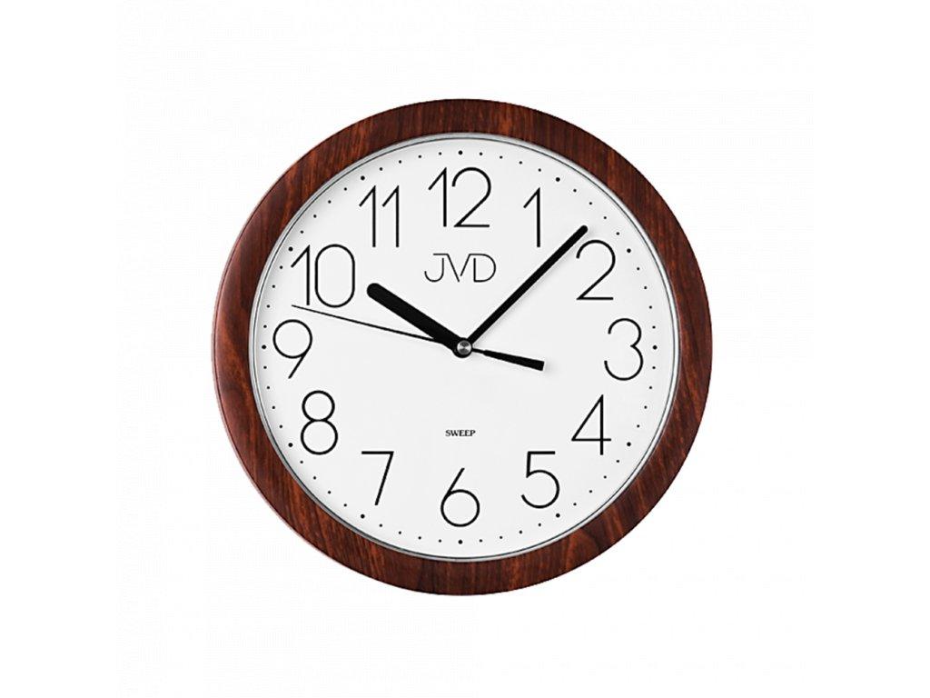 Nástěnné hodiny JVD  H612.20