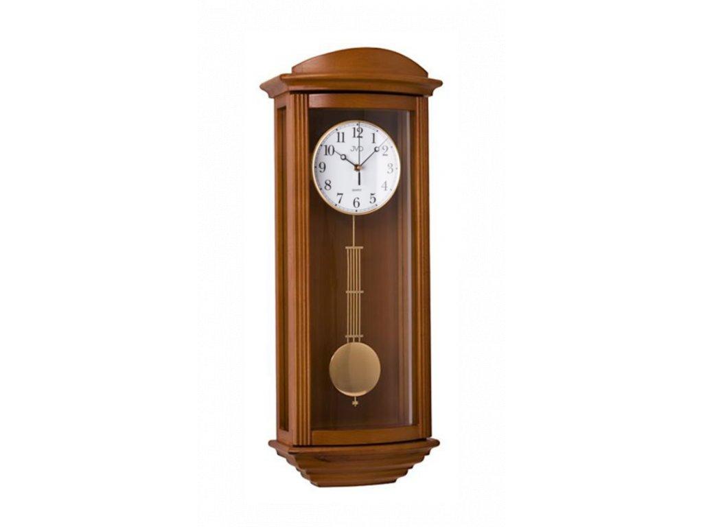 Nástěnné kyvadlové hodiny JVD N2220/41