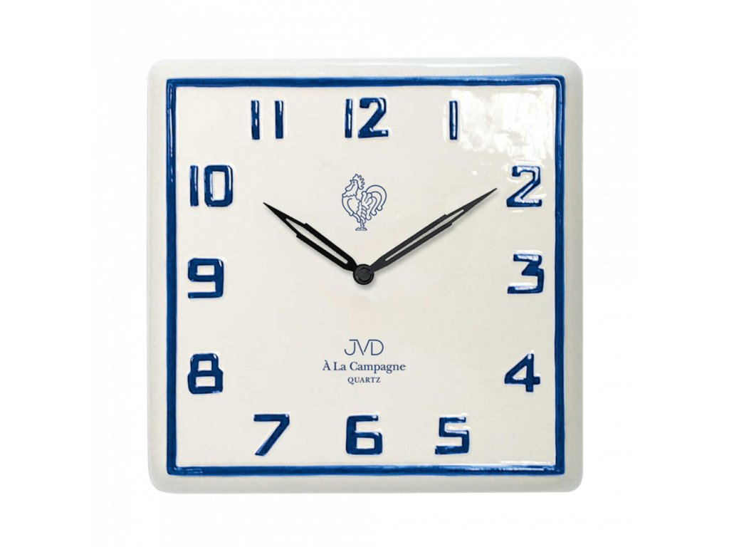 Nástěnné hodiny JVD quartz TS2618.2