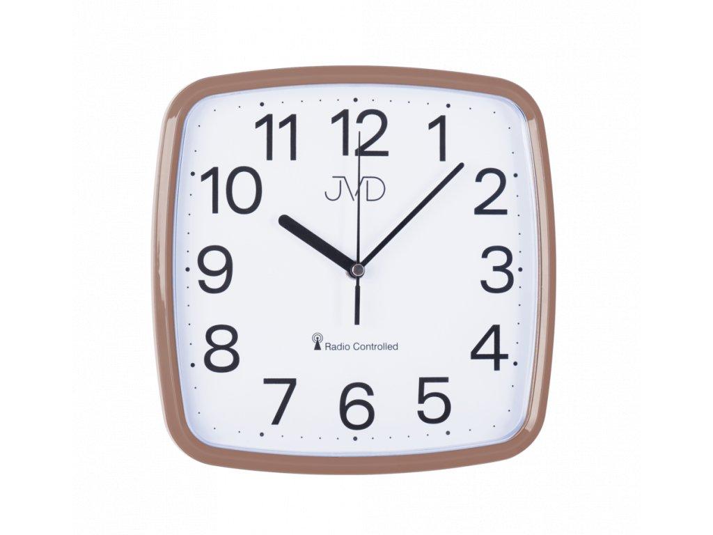 Rádiem řízené hodiny JVD RH616.7