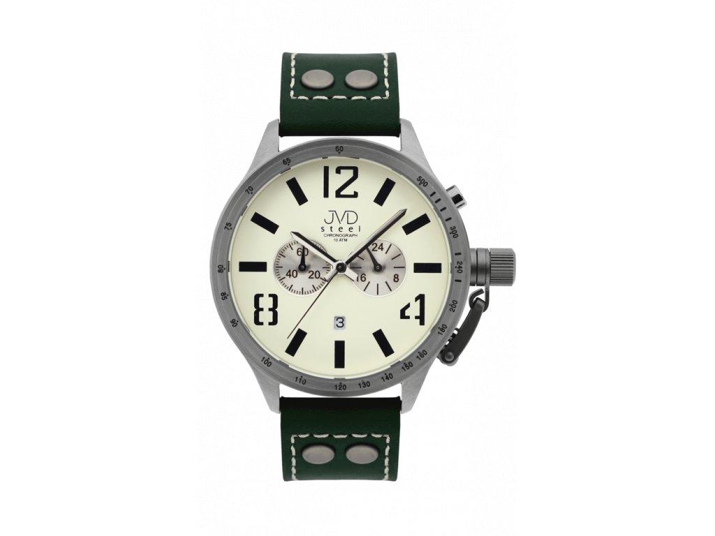 Náramkové hodinky JVD Steel J1010.1