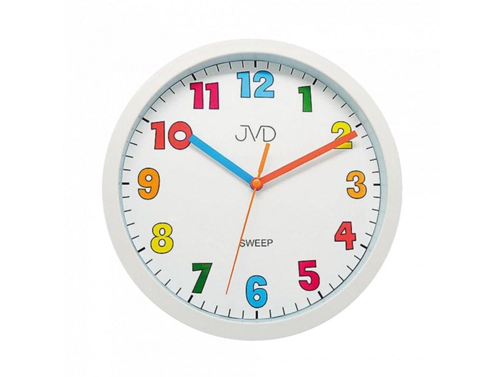Nástěnné hodiny JVD sweep HA46.3