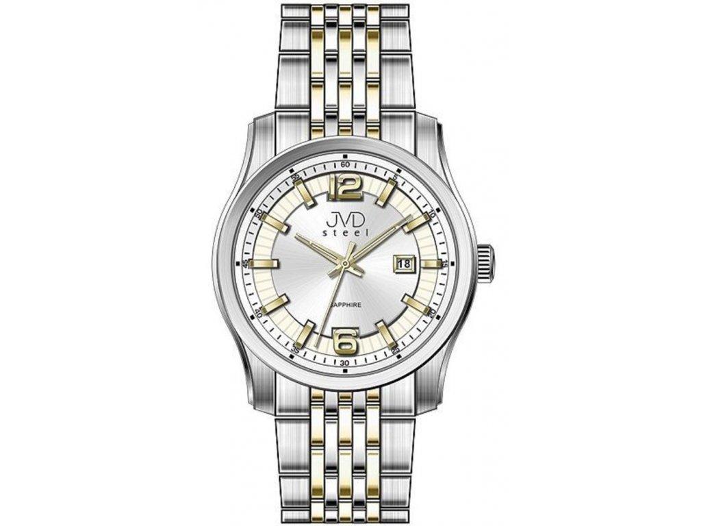 Náramkové hodinky Steel JVDW 43.2
