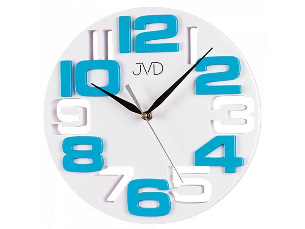 Nástěnné hodiny JVD H107.6
