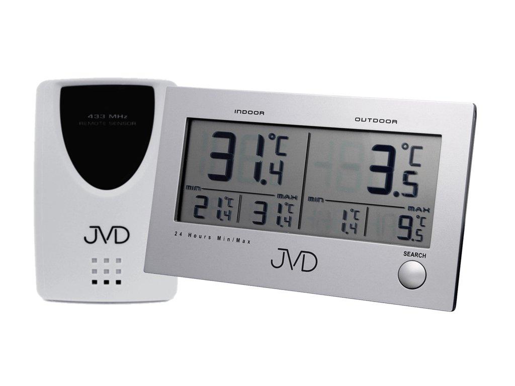 Digitální teploměr JVD T29