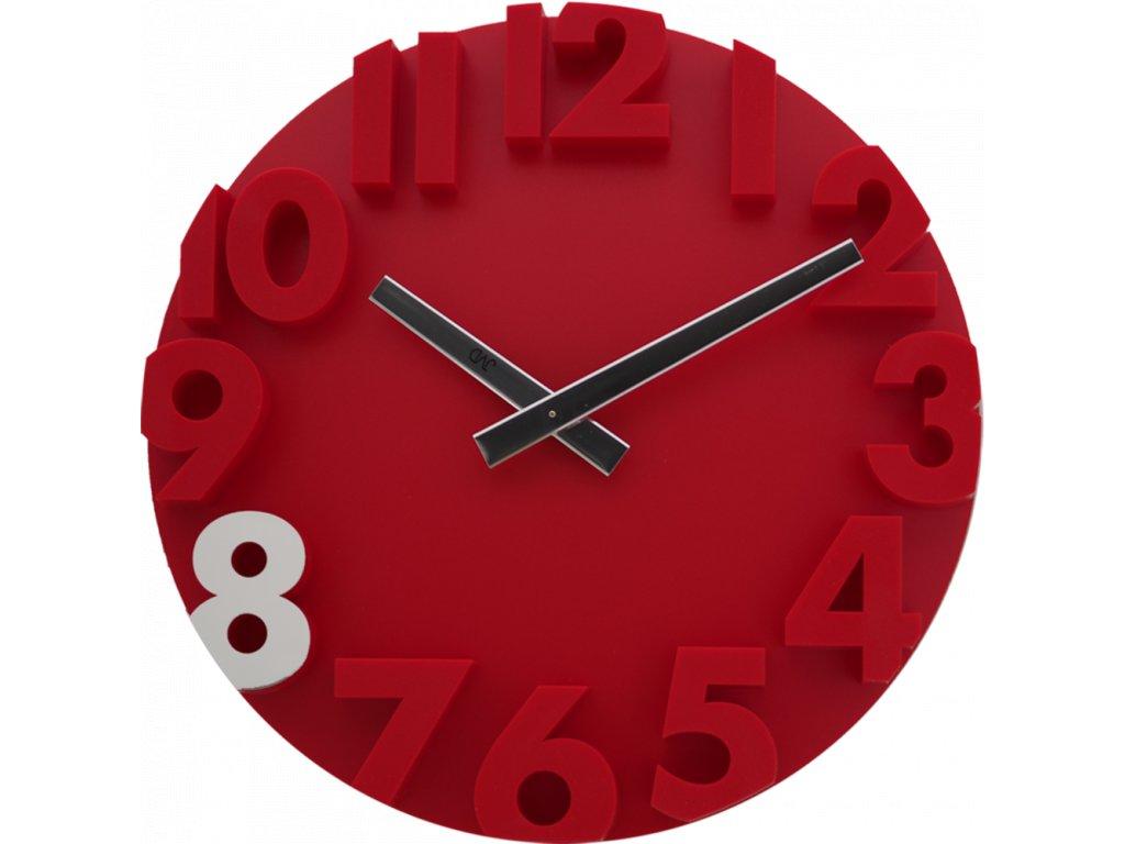 Nástěnné hodiny JVD HC16.4