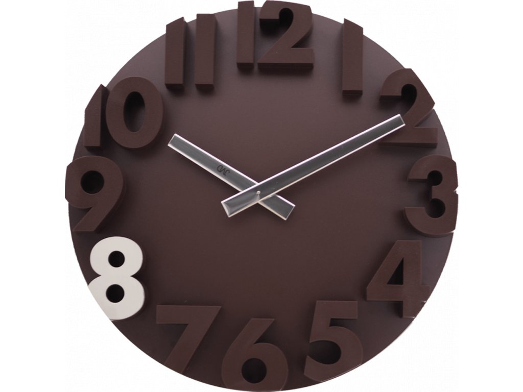 Nástěnné hodiny JVD HC16.1