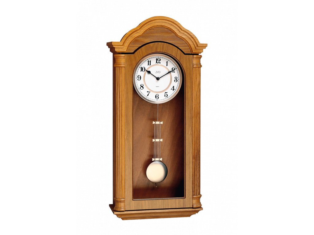 Nástěnné kyvadlové hodiny JVD N9353.2