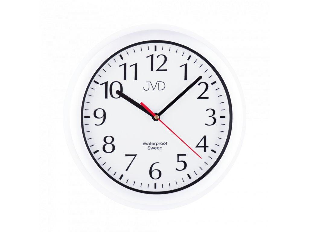Koupelnové hodiny JVD quartz SH494