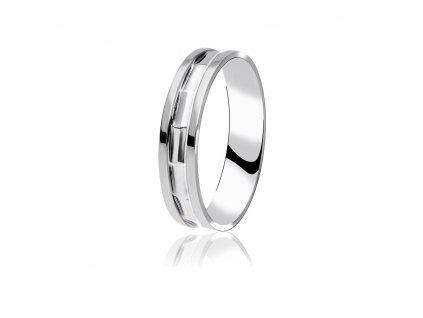 GEMINI I - snubní prsten (62 mm)