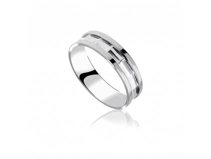 GEMINI II - snubní prsten (52 mm)