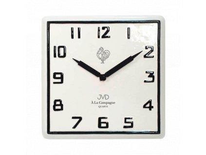 Nástěnné hodiny JVD quartz TS2618.1