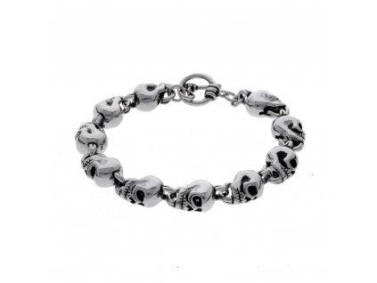 Bracelet 8146, Silver