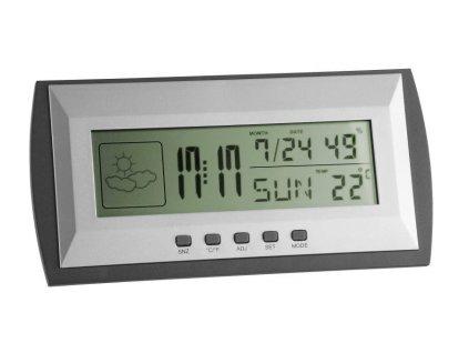 TFA 35.1065 - Teploměr s vlhkoměrem a hodinami