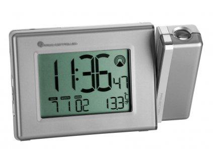 TFA 98.1085 - Rádiem řízené hodiny s projektorem a teploměrem