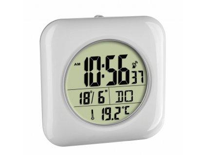 TFA 60.4513.02 - Rádiem řízené nástěnné hodiny do koupelny