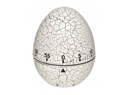 TFA 38.1033.02 - Kuchyňská mechanická minutka  - vajíčko bílé