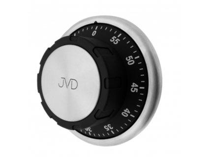 Mechanická minutka JVD černá DM98.3
