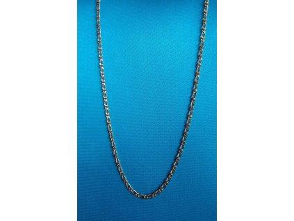 Zlatý řetízek AU 585/1000 3,26 g