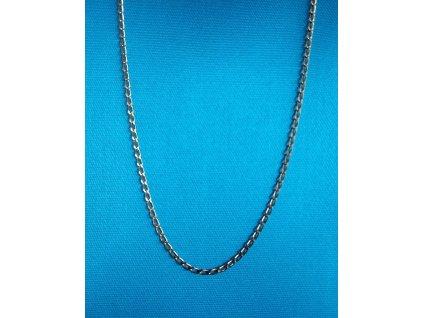 Zlatý řetízek AU 585/1000 1,87 g