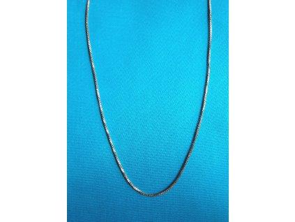 Zlatý řetízek AU 585/1000 1,75 g