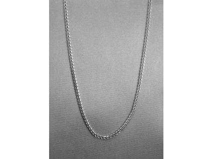Zlatý řetízek AU 585/1000 3,50 g