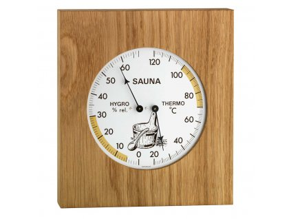 TFA 40.1051.01 - Sauna Kombinace (Teploměr, Vlhkoměr)